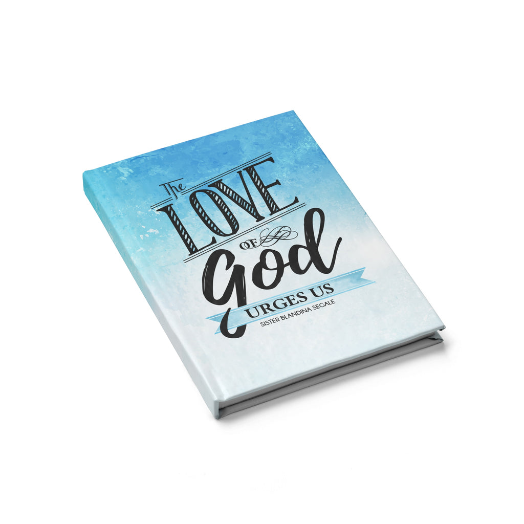 The Love of God Hardcover Journal - Blank - Shop Love God