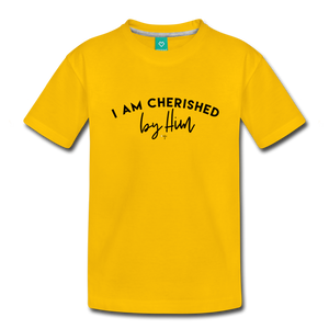 Cherished Toddler Premium T-Shirt - Shop Love God