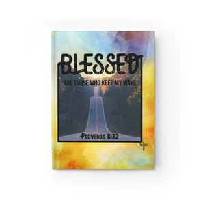 Blessed Hardcover Journal - Blank - Shop Love God