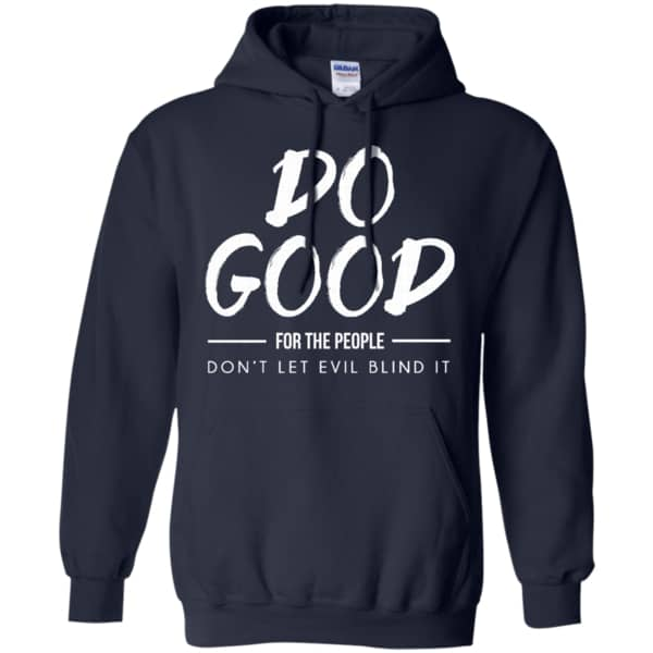 Do Good Pullover Hoodie 8 oz. - Shop Love God