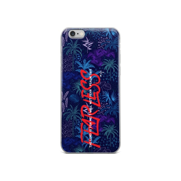 Fearless iPhone Case - Shop Love God