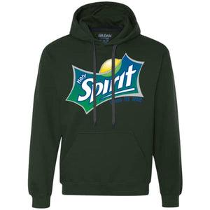 Holy Spirit Parody Heavyweight Pullover Fleece Sweatshirt - Shop Love God