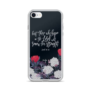 Hope In The Lord iPhone Case - Shop Love God