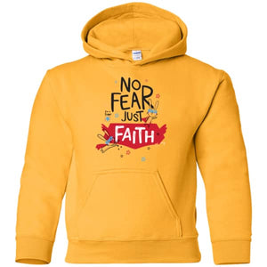 Just Faith Youth Pullover Hoodie