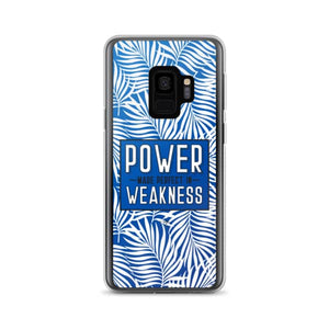 Power Samsung Case