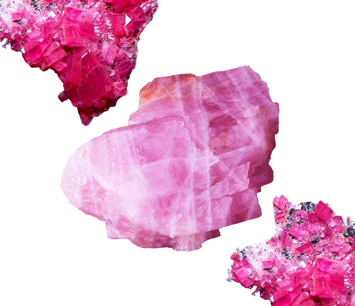 Rhodochrosite Crystal Elixir