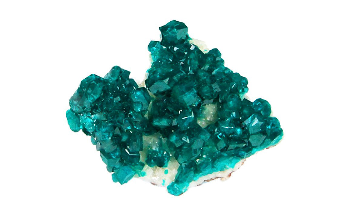 Dioptase: Pure Heart, Fresh Start.