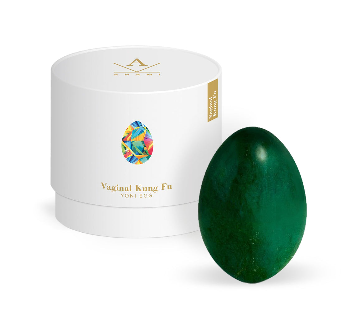Vaginal Kung Fu Yoni Egg Kit + Salonette