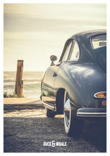 Poster Collection Duck & Whale - 001 - 1957 Porsche 356