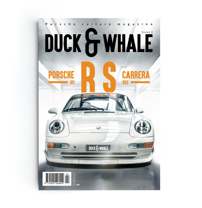 Duck & Whale Issue 2