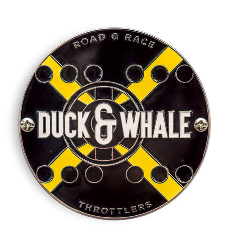 Duck & Whale Flat 12 Grill Badge