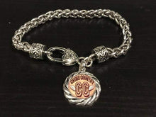 Load image into Gallery viewer, Cross Country Charm Bracelet