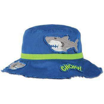 Personalized Bucket Sun Hat for Children Shark,Caps