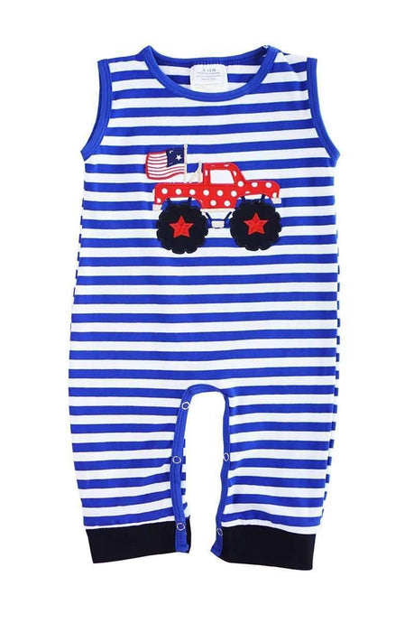 Patriotic Romper for Boys,Kids Clothes