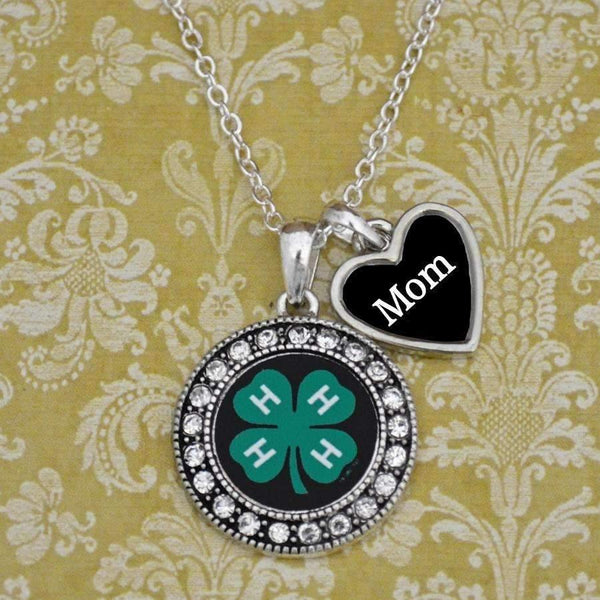 4H Mom Necklace