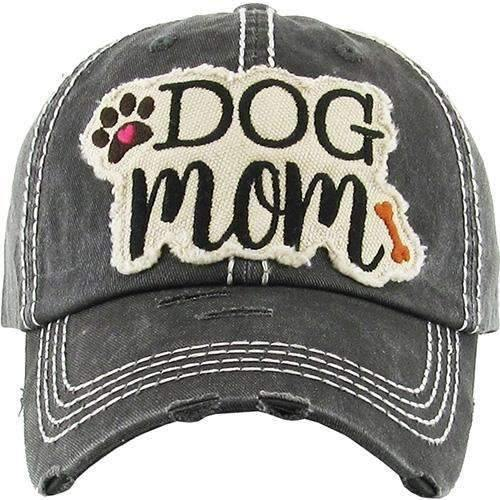 Dog Mom Vintage Trucker Cap,Caps