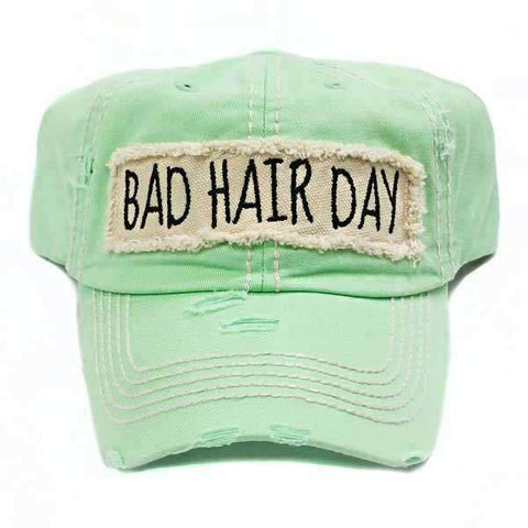 Bad Hair Day Vintage Trucker Cap