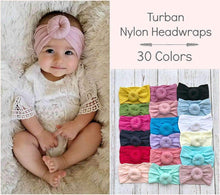 Load image into Gallery viewer, Turban Style Headband for Children,Kids Headbands