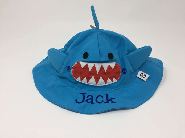 Sherman the Shark Sun Hat for Children