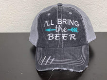 Load image into Gallery viewer, I'll Bring the Beer Trucker Cap