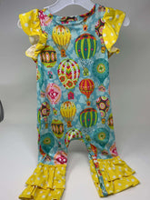 Load image into Gallery viewer, Hot Air Balloon Romper,Kids Clothes