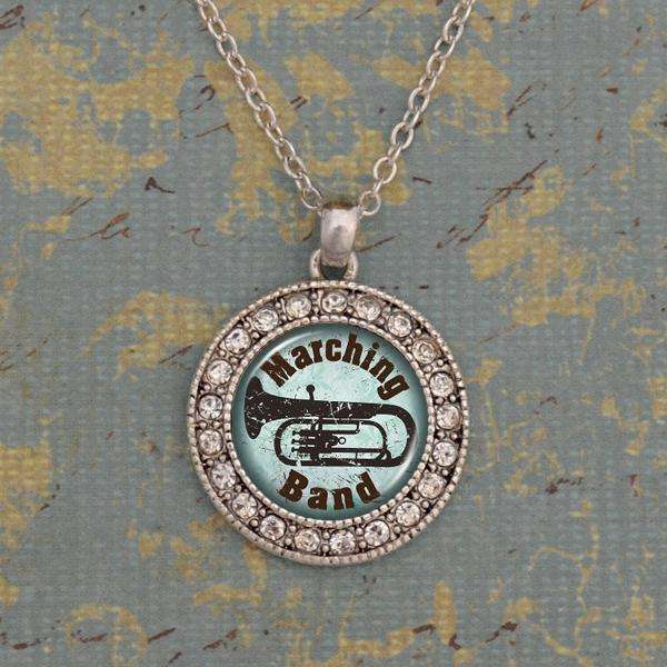 Marching Band Necklace,Necklaces