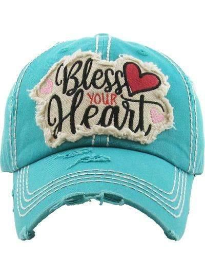 Bless Your Heart Vintage Cap