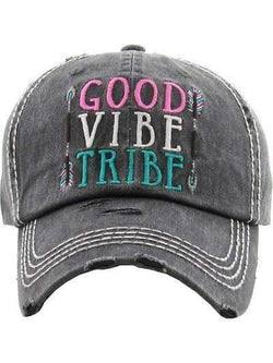 Good Vibe Tribe Vintage Cap