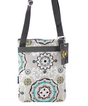 Load image into Gallery viewer, Garden View Print Cross Body Purse