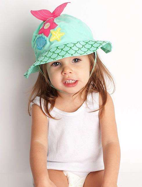 Marietta the Mermaid Sun Hat for Children