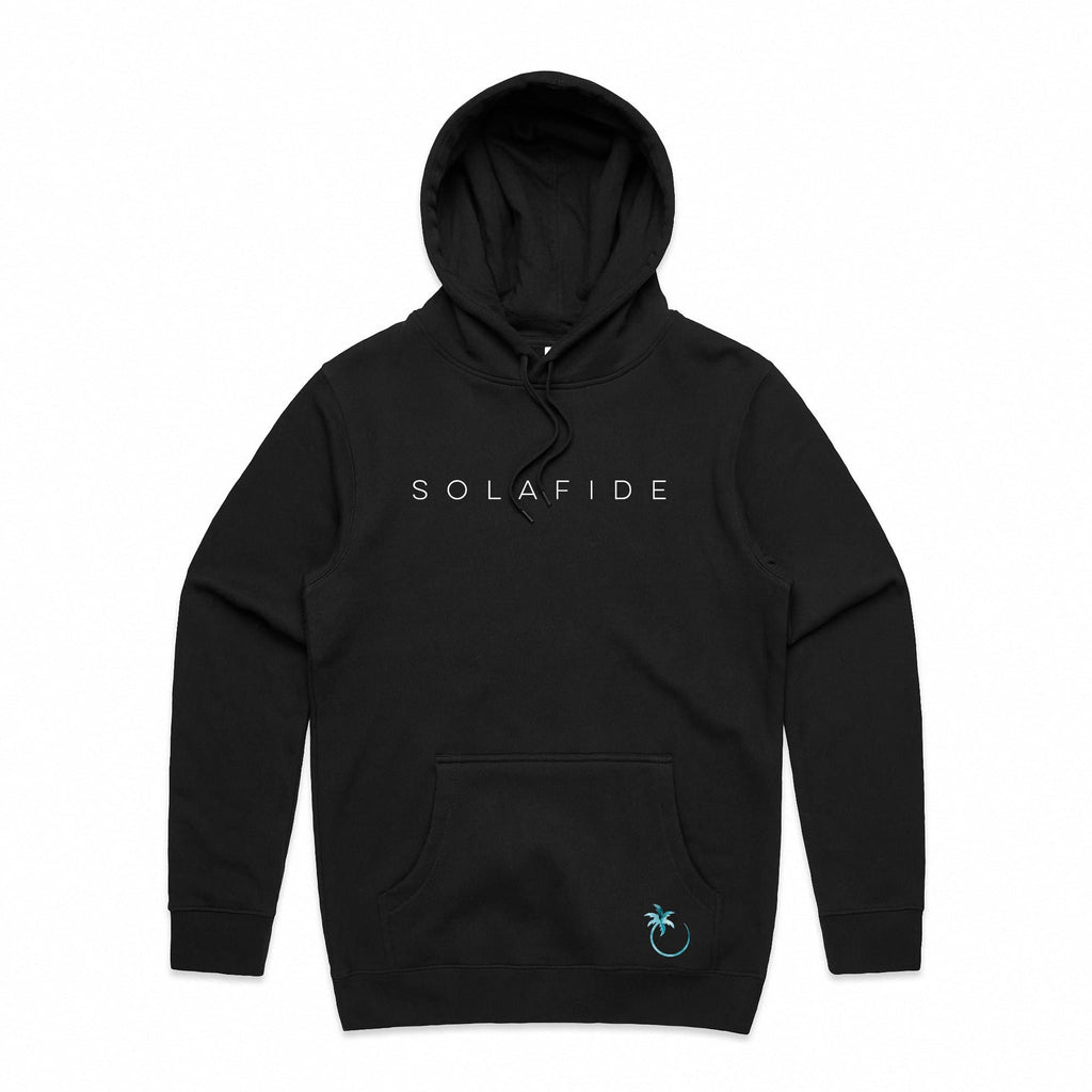 RVDN x SF Hoodie [Black] V2 - Riveting Division