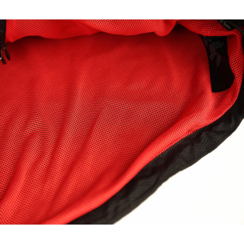 Stratos Jacket Shell [Black/Red] - Riveting Division