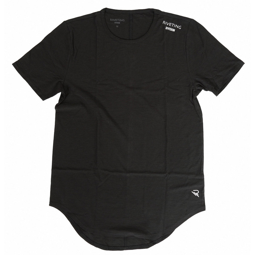 Venture Tee [Black] - Riveting Division