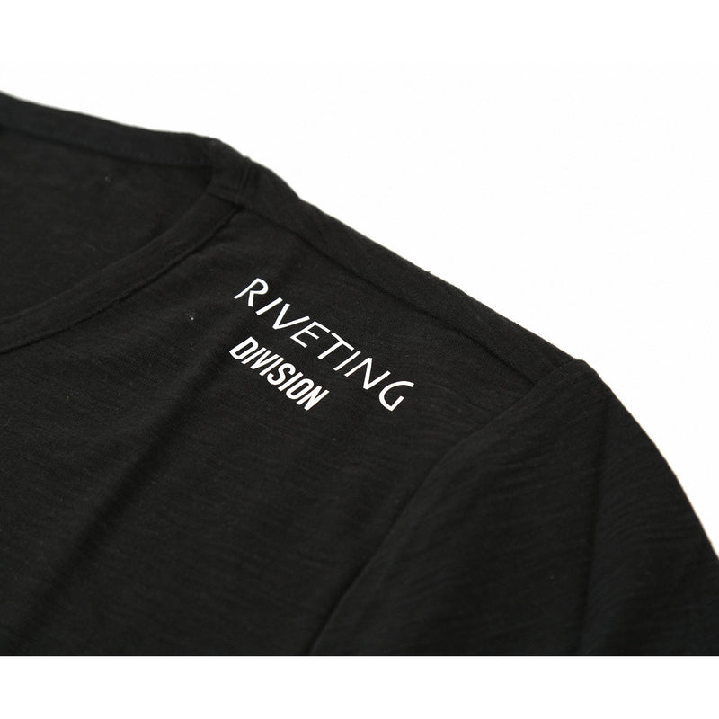 True Representation Tee [Black] - Riveting Division