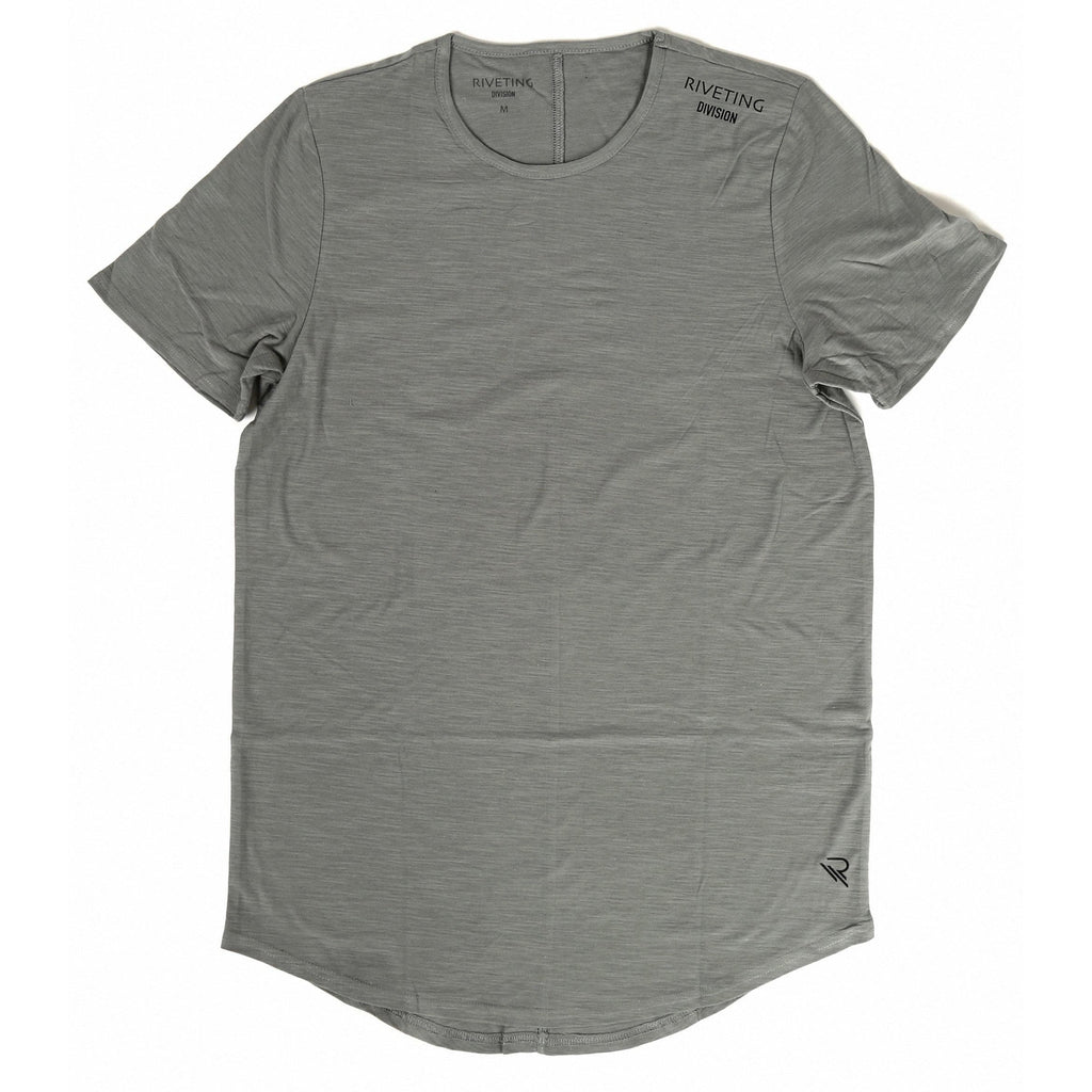 True Representation Tee [Gray] - Riveting Division