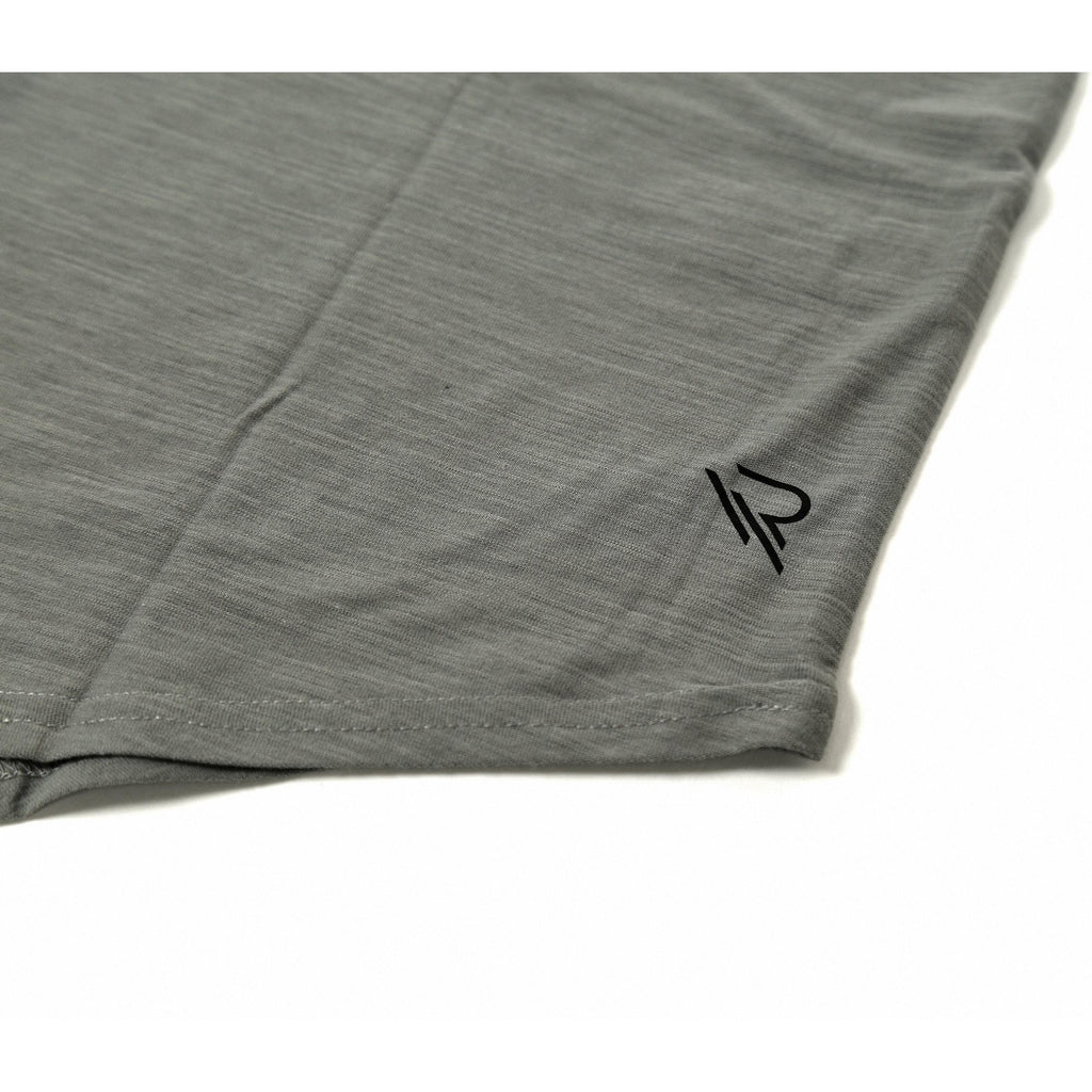 Venture Tee [Grey] - Riveting Division