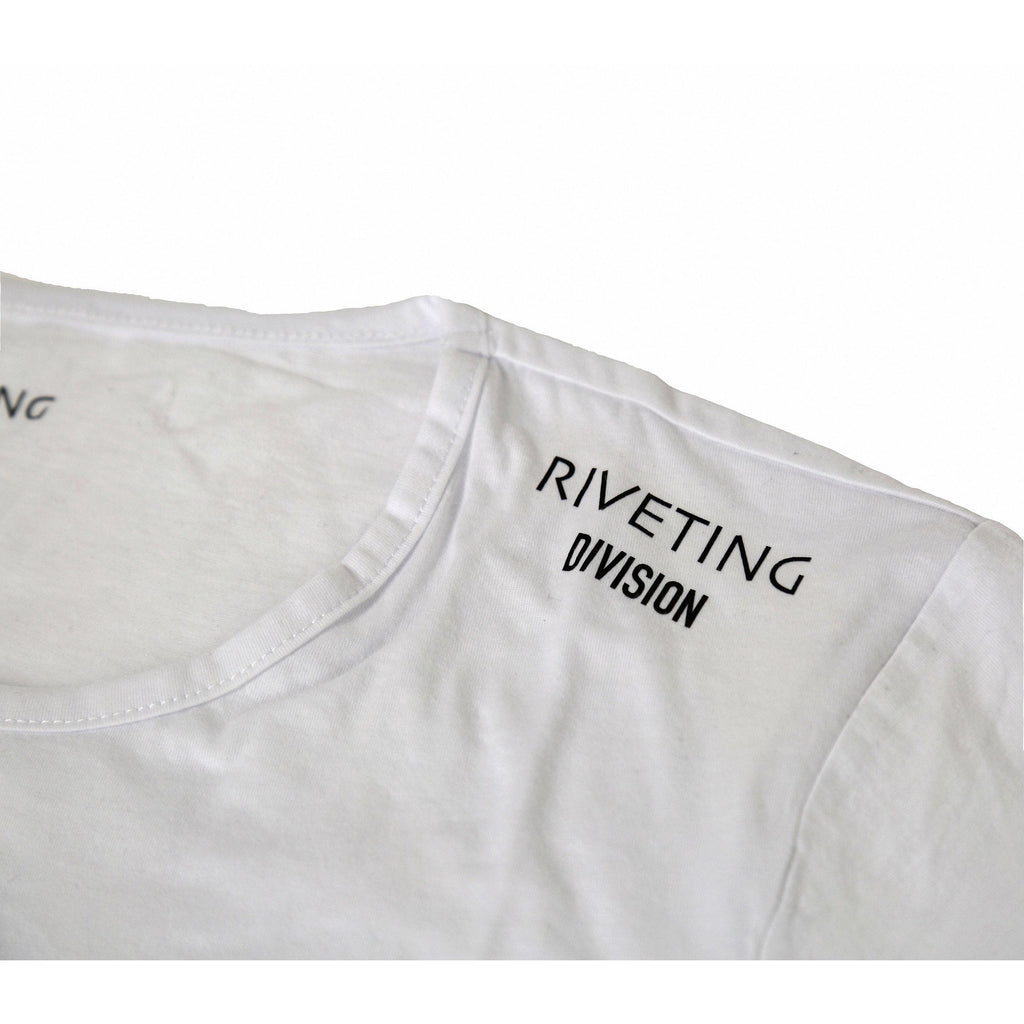 True Representation Tee [White] - Riveting Division