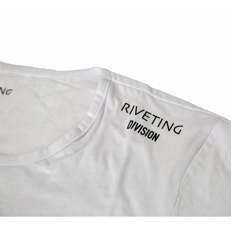 Venture Tee [White] - Riveting Division