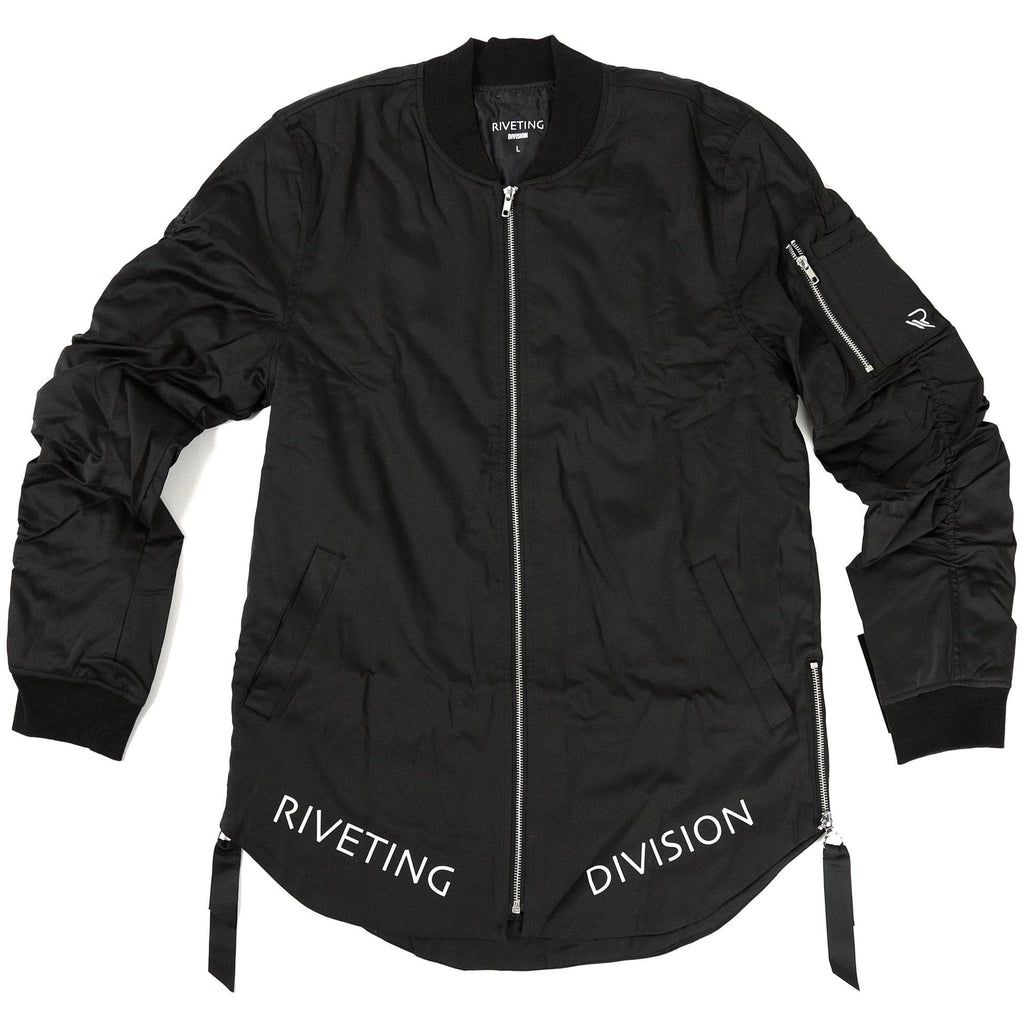 Aerial Bomber Jacket - Riveting Division