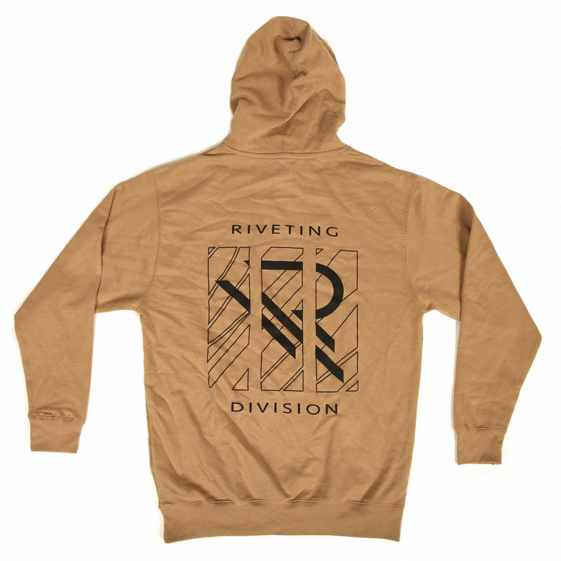 Astray Hoodie [Brown] - Riveting Division