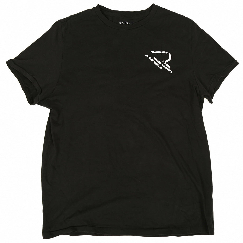 Astray Tee [Black] - Riveting Division