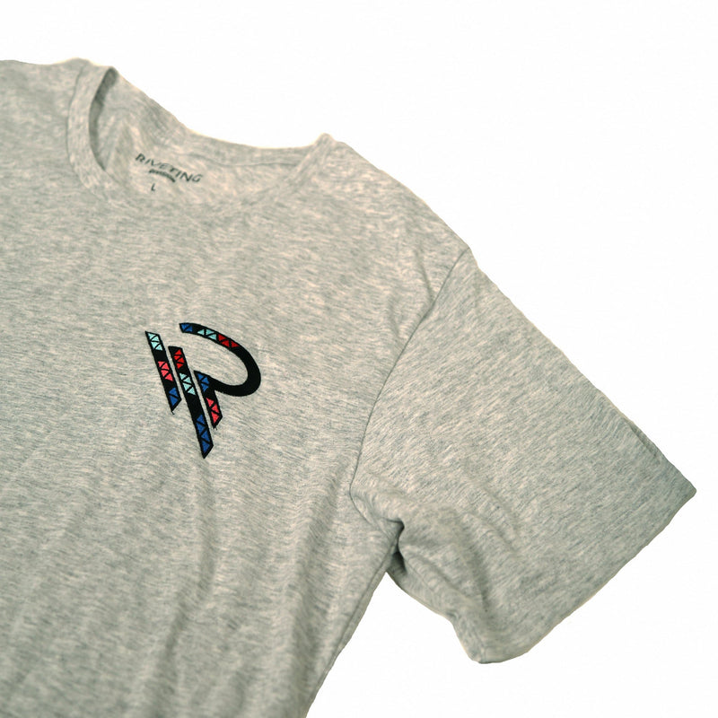 Astray Tee [Light Grey] - Riveting Division