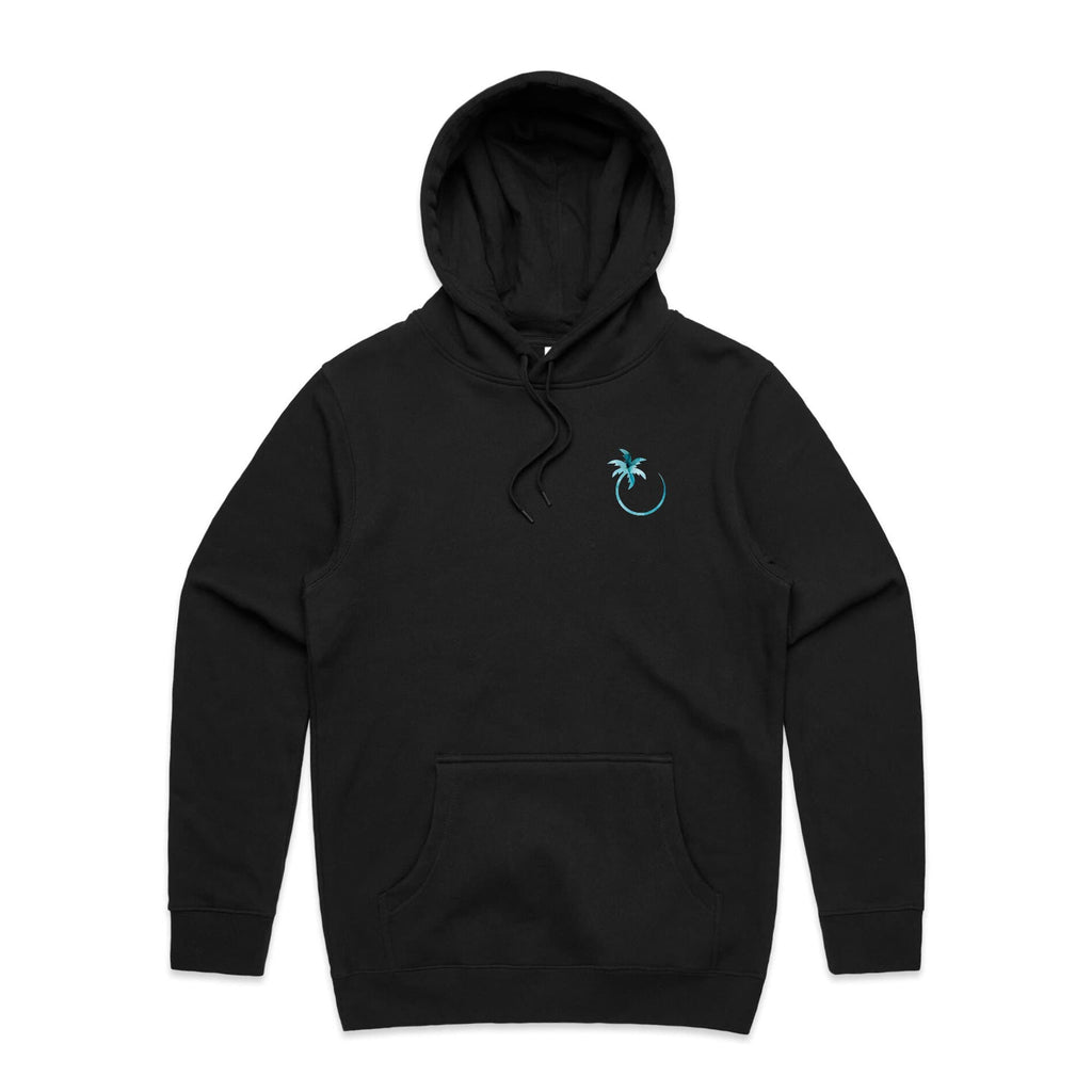 RVDN x SF Hoodie [Black] V3 - Riveting Division