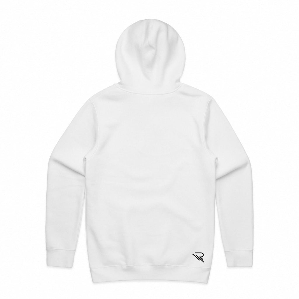 RVDN x SF Hoodie [White] V2 - Riveting Division