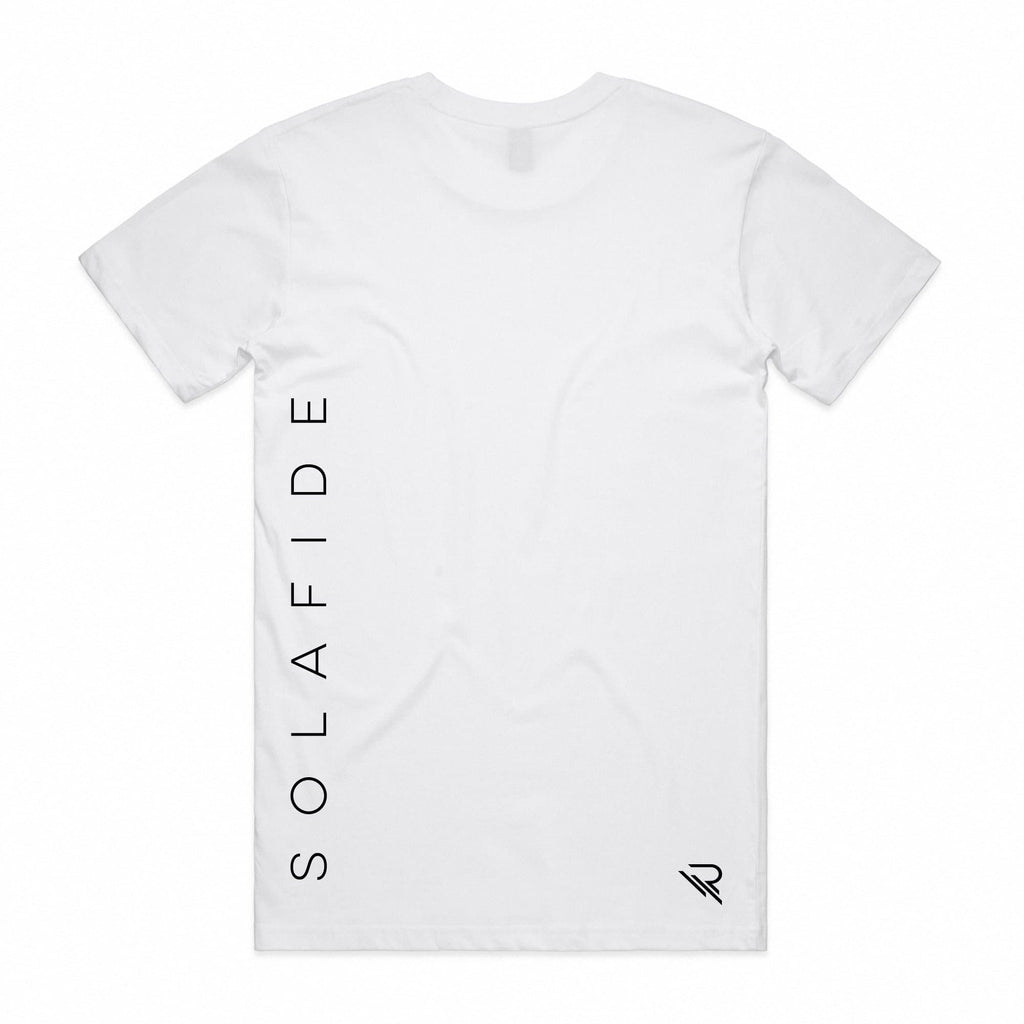 RVDN x SF Tee [White] V1 - Riveting Division