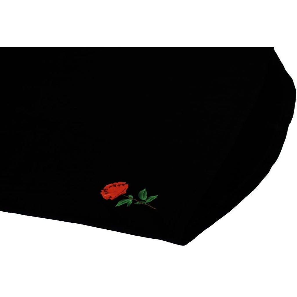 Original Rose Tee [Black] - Riveting Division