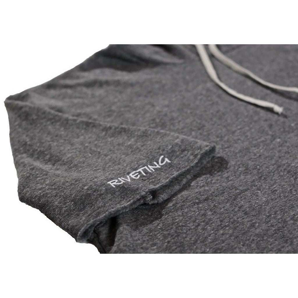 Original Hoodie [Dark Grey] - Riveting Division