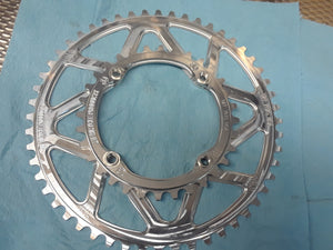 JW 4 Bolt 7075 Threaded Sprocket