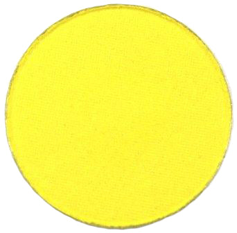 mellow yellow eyeshadow