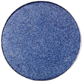 moody blue eyeshadow